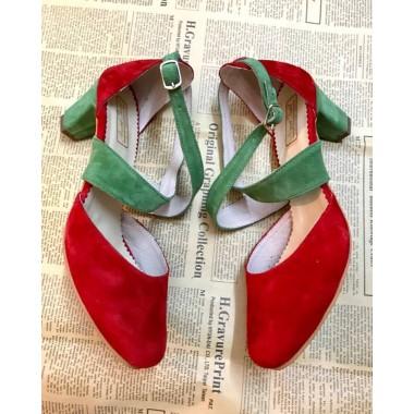 Pantofi 395AG