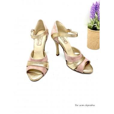 Sandale Gold Shiny