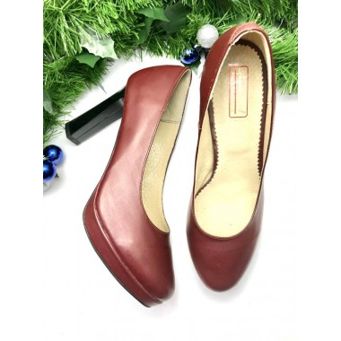Pantofi platou 554AG