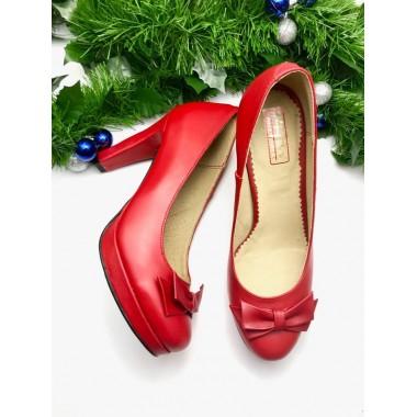 Pantofi platou 555AG