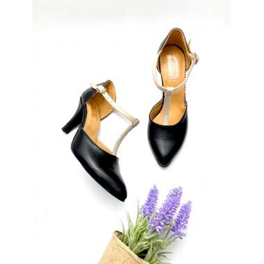 Pantofi Stiletto 571AG